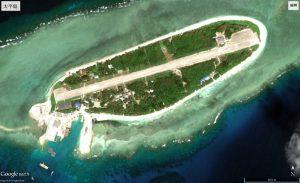 太平島機場擴建,讓我想到 ……