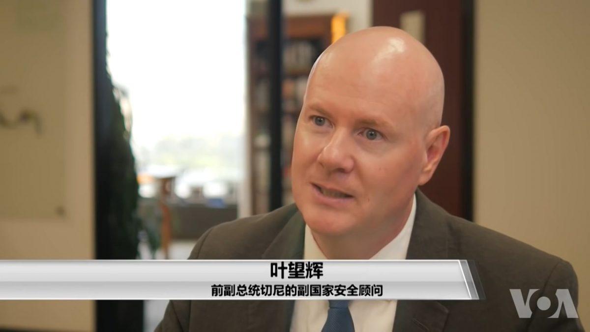 美國之音專訪葉望輝談台灣與愛達荷州合作關係 | 美國之音