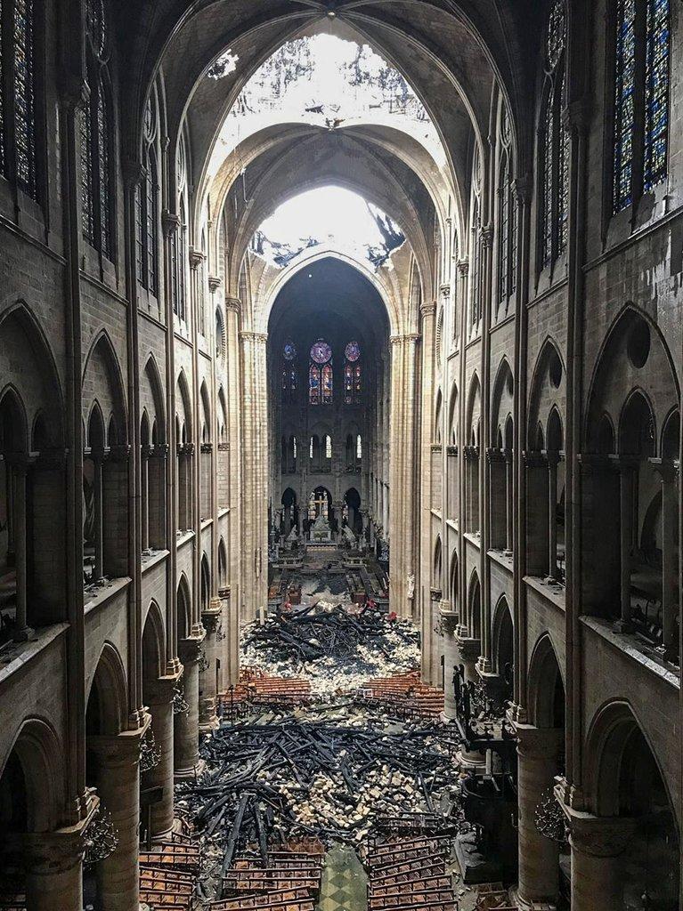 我們為什麼需要巴黎聖母院   紐約時報