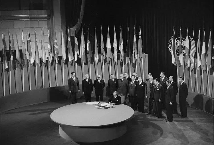 一段你可能不知道聯合國有文獻記載的台灣身世