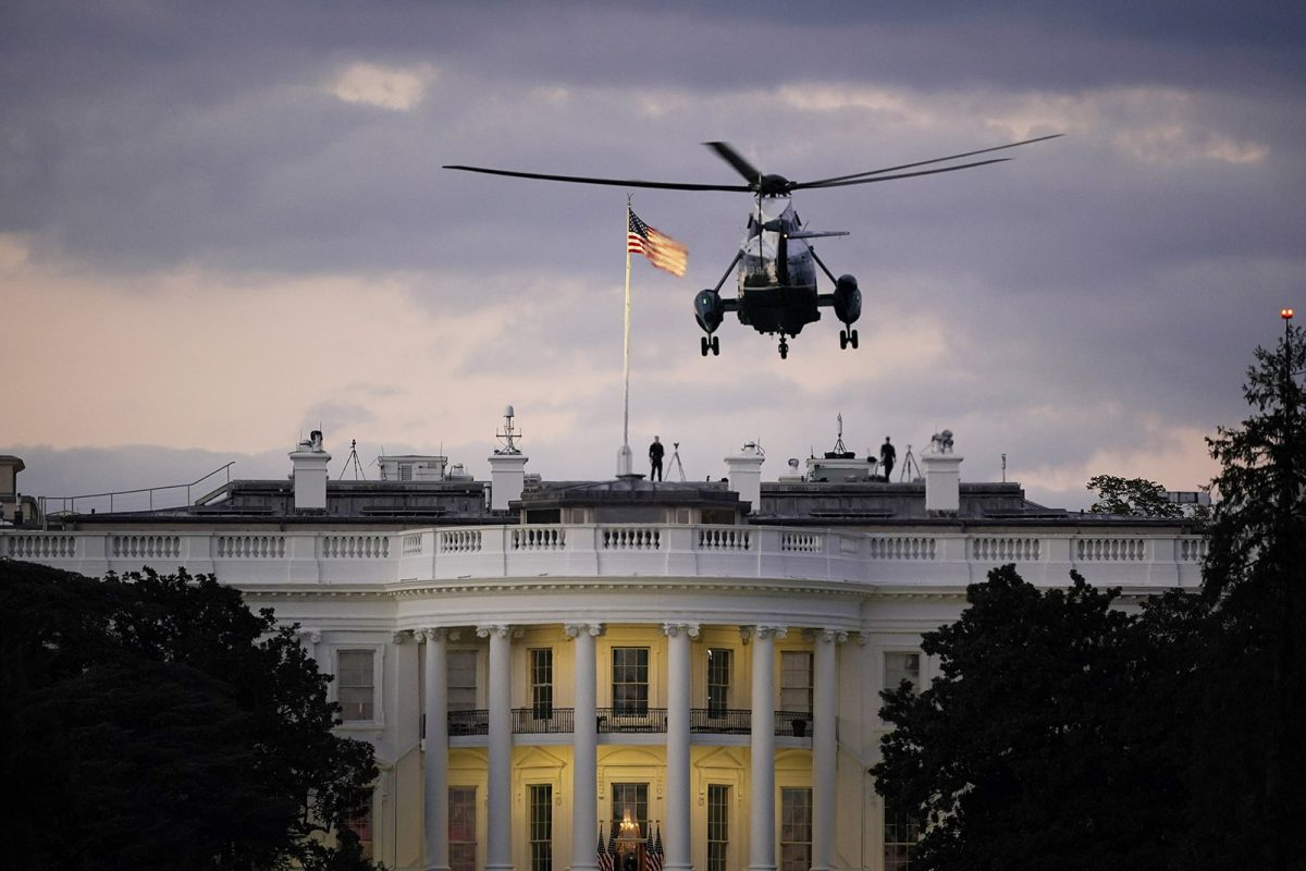 2021 美國總統會是誰?